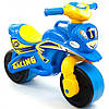 Детский мотоцикл-каталка Фламинго  Байк Спорт.