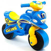 Детский мотоцикл-каталка Фламинго  Байк Спорт., фото 1