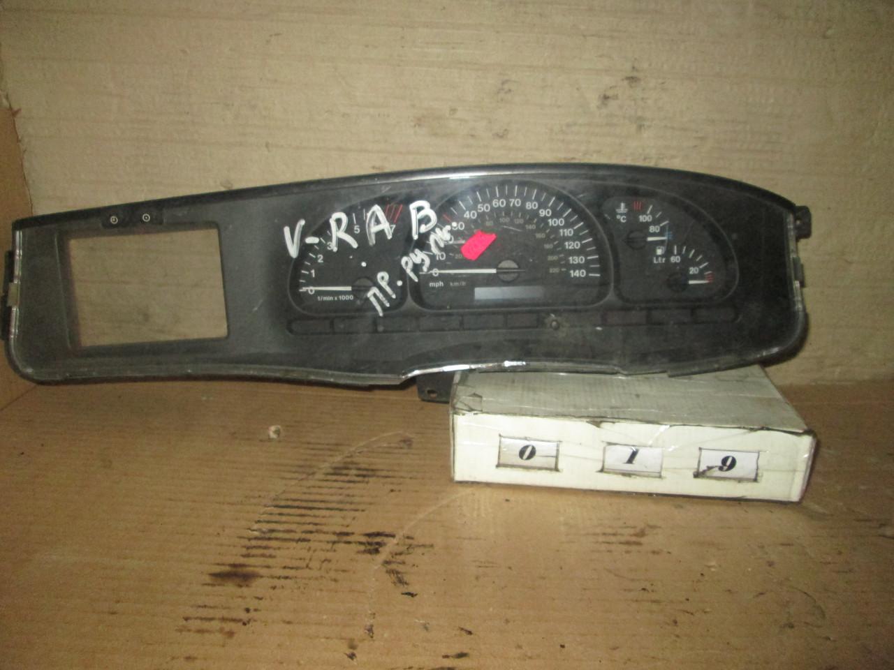 №19 Б/у Панель приладів/спідометр 09134526LQ для Opel Vectra B 1995-2002