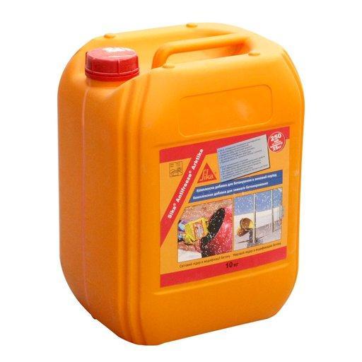 Sika® Antifreeze Arktika Протиморозна добавка (прискорювач твердіння), 10кг
