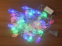 Гирлянда светодиодная, шишки, фото 1