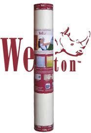 Малярний склохолст Wellton щільність 50, рулон 50 м.кв.