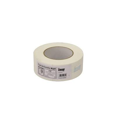 KNAUF Стрічка для швів паперова КУРТ 50 мм, рулон 75 м, фото 2