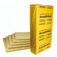 Акустична мінеральна вата для підлоги Acoustic Wool Sonet F (Флор) ,20мм, в уп 6,0 м2/упак.