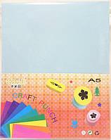 Бумага для скрапбукинга 50 листов А5