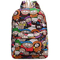 Рюкзак South Park, унисекс рюкзак с принтом, яркий подростковый рюкзак  СС-6470-00
