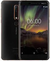 Смартфон Nokia 6.1 TA-1054 4/64Gb black