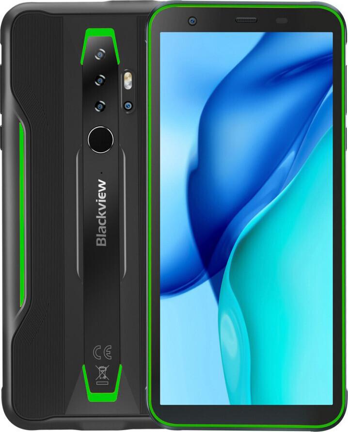 Смартфон Blackview BV6300 green (Global)
