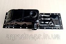70У-1301055 Бак радиатора верхний МТЗ стальной