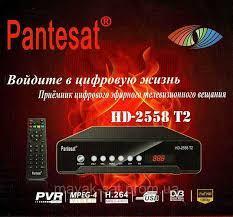 Цифровой эфирный тюнер Pantesat HD-2258 T2