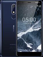 Смартфон Nokia 7.1 3/32GB Dual Sim Midnight Blue, фото 1