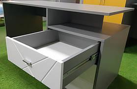 Мебель серии Х-Скаут в цвете белый мат 6