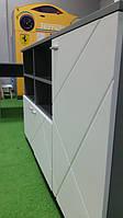 Мебель серии Х-Скаут в цвете белый мат 8