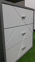Мебель серии Х-Скаут в цвете белый мат 9