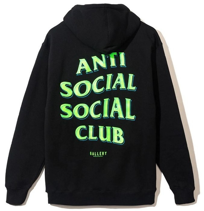 Толстовка RSVP Gallery x Anti Social Social Club Capsule Размер S