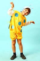 Карнавальный костюм Бабочка голубая