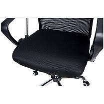 Крісло Bonro Manager чорне 2шт, фото 3