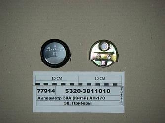 Амперметр 30А АП110 (ВТМ S. I. L. A.) АП110-3811010