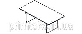 Конференц стол SM 150 1850х950(1000)х750h