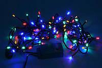 Новогодняя гирлянда с небьющимися лампами