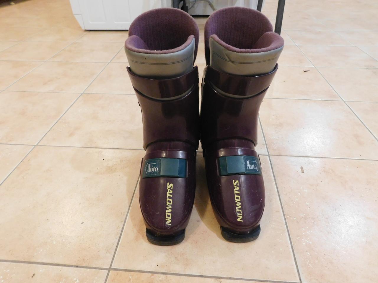 Гірськолижні черевики Salomon, бв