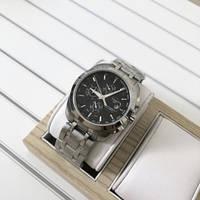 Красивые мужские часы ААА класса Tissot LT60 Metal Steel Silver-Black Automatic