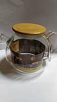 Чайник заварювальний Wilmax Thermo фільтр. спіраль 1200мл, WL-888824/A, фото 1