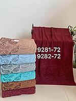 Махрові рушники Koloco Vip cotton 6шт
