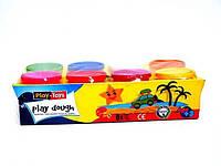 Набор для лепки Play-Toys 8 цветов PT.008, КОД: 727101