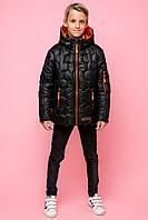 Модная куртка на мальчика деми рост 122-158, фото 1