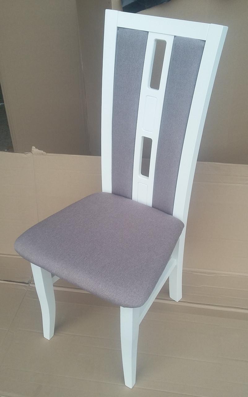 Стул кухонный деревянный Валенсия М Fusion Furniture, цвет белый