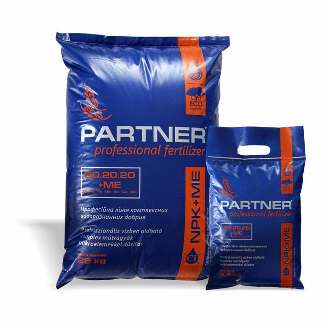 Профессиональная линия комплексных водорастворимых удобрений Partner / Партнер