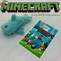 """Игрушка Дельфин из Minecraft - """"Dolphin"""" - 24 см"""