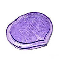 """Молд лист """"Жасмин"""" для Фоамирана,глины 6,5х5,5 см"""