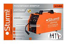 Sturm (Штурм) полуавтомат сварочный