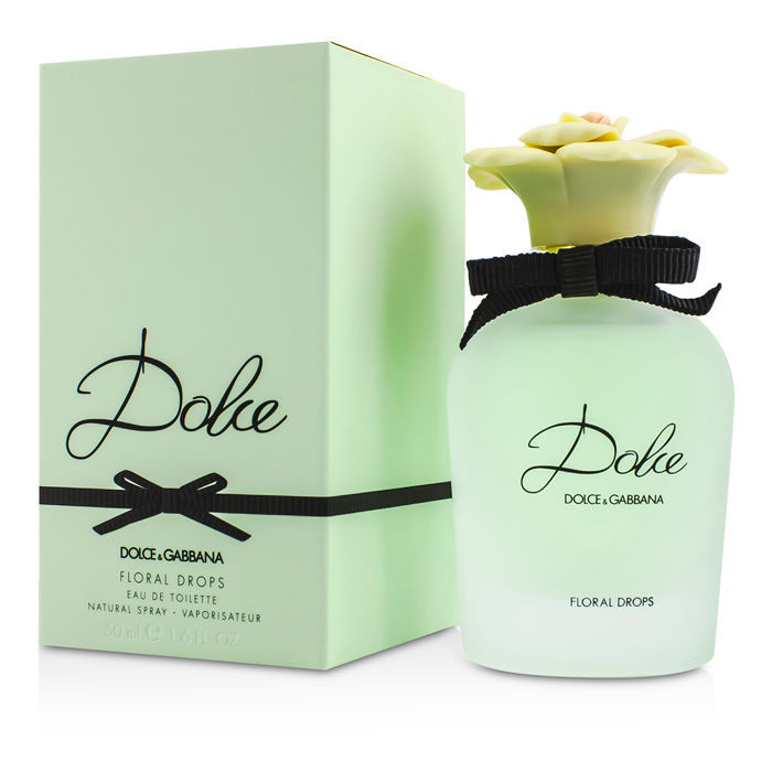 Dolce & Gabbana Dolce Floral Drops туалетная вода 75 ml. (Дольче Габбана Дольче Флорал Дропс), фото 1