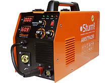 Сварочный полуавтомат Sturm AW97PA280+ММА