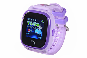 GoGPSme телефон-годинник з GPS трекером K25