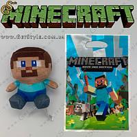 """Игрушка Стив из Minecraft - """"Steve"""" - 13 см, фото 1"""