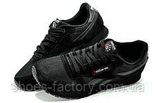Reebok Classic Leather Black Кросівки чоловічі чорні, фото 3