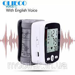 OLIECO Перезаряджається цифровий монітор артеріального тиску