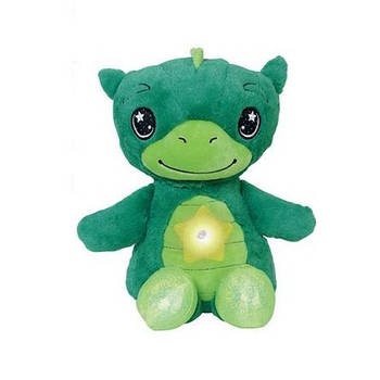 М'яка іграшка нічник-проектор Star Belly Зелена