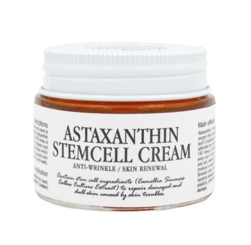 Гель-крем со стволовыми клетками Graymelin Astaxanthin Stemcell Cream 50 мл