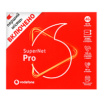 """Стартовый пакет Vodafone """"SuperNet Pro"""" (первый месяц оплачен)"""