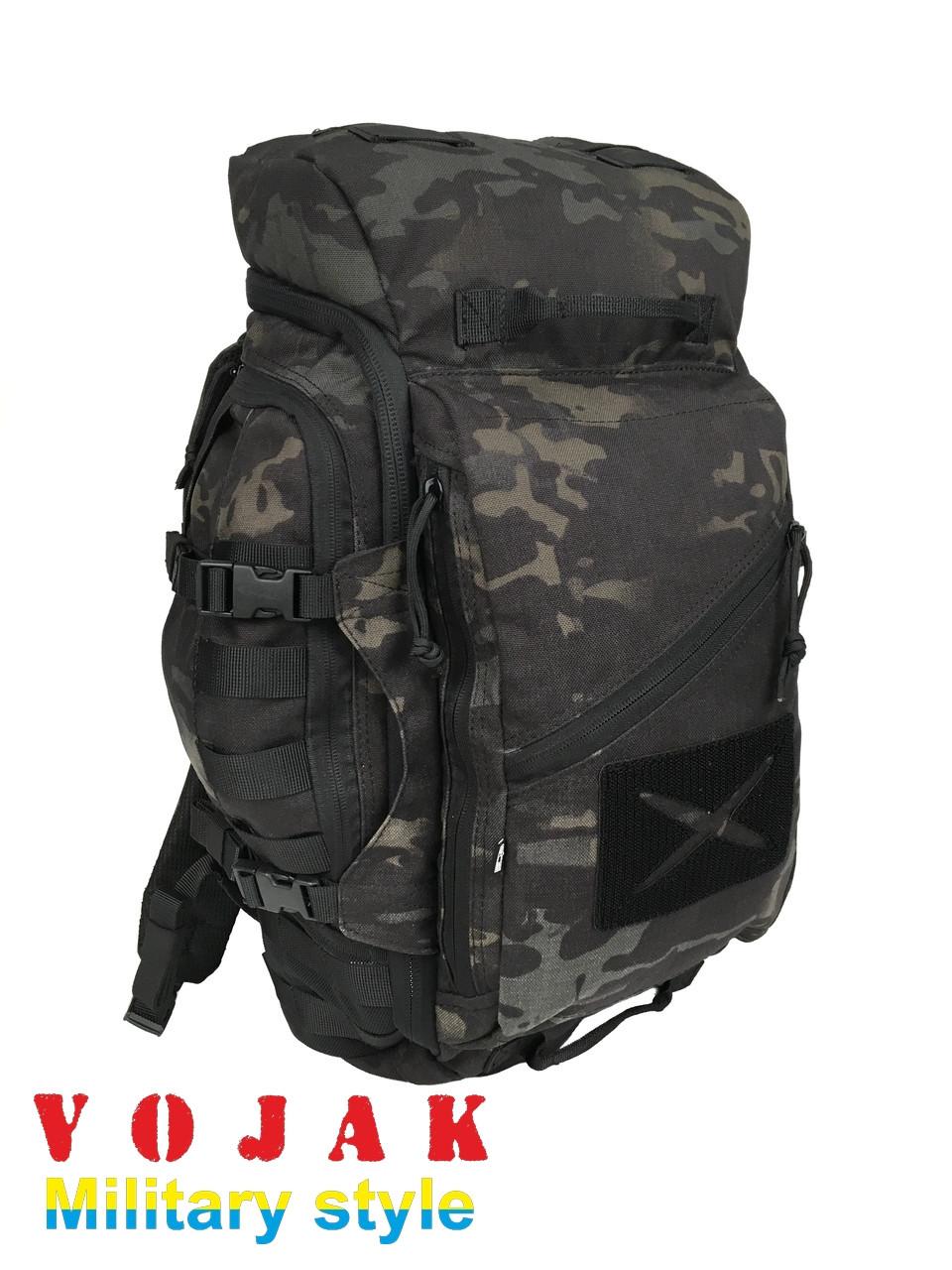Тактический камуфляжный рюкзак 35л. ПК-S Multicam Black
