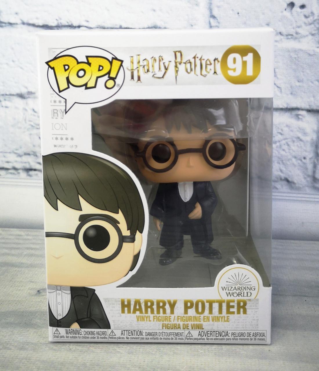 Фигурка персонажей серии Гарри Поттер (святочный бал) 42608 FUNKO POP Вьетнам