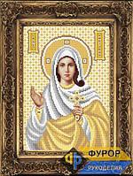 Схема иконы для вышивки бисером - Виктория Святая Мученица, Арт. ИБ4-079-2