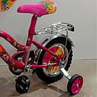 Детский велосипед Mustang Winx 12 дюймов розовый, фото 3