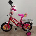 Детский велосипед Mustang Winx 12 дюймов розовый, фото 2