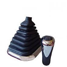 Пыльник в сборе КПП 2106 / SH 02